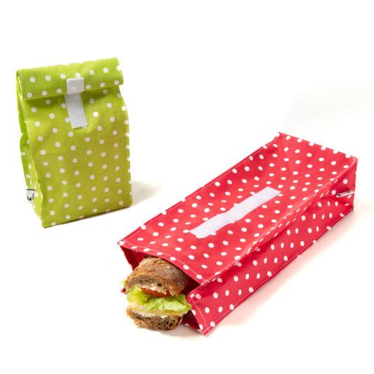 SandwichSäckli_rot_und_grün